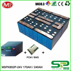 中国 24V LiFePO4 Battery PACK Energy Storage System Top Quality Long Cycle Life Battery Cell 代理店